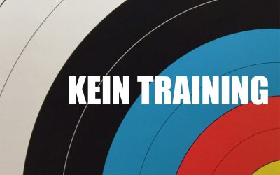 Kein Training im November